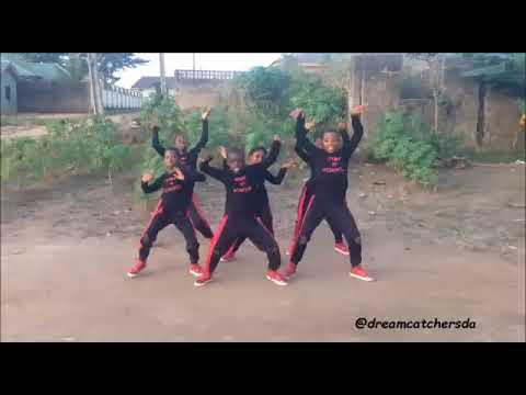 Ma Lo - Tiwa Savage ft Wizkid -  Ikorodu Talented Kids ( Dream Catchers)
