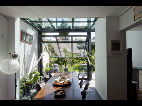 "BBVH architecten: straatweg extension ""straatweg extension' is a 2.5 meter extension"