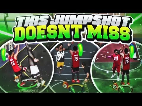 *NEW* OVERPOWERED JUMPSHOT ON NBA 2K19!! AUTOMATIC GREEN LIGHTS WITH THE BEST JUMPSHOT!!