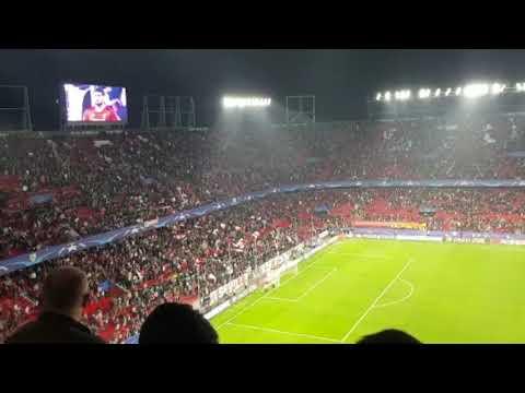 Sevilla-Liverpool: La Fiesta Final en la Grada del Sánchez-Pizjuán