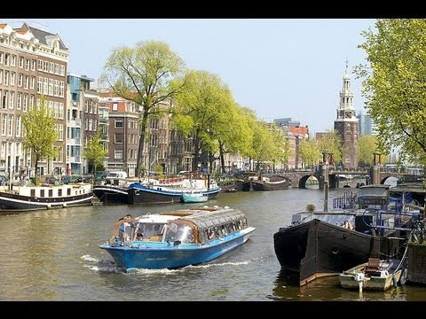 Netherlands - Port of Rotterdam (Amsterdam & Delft)