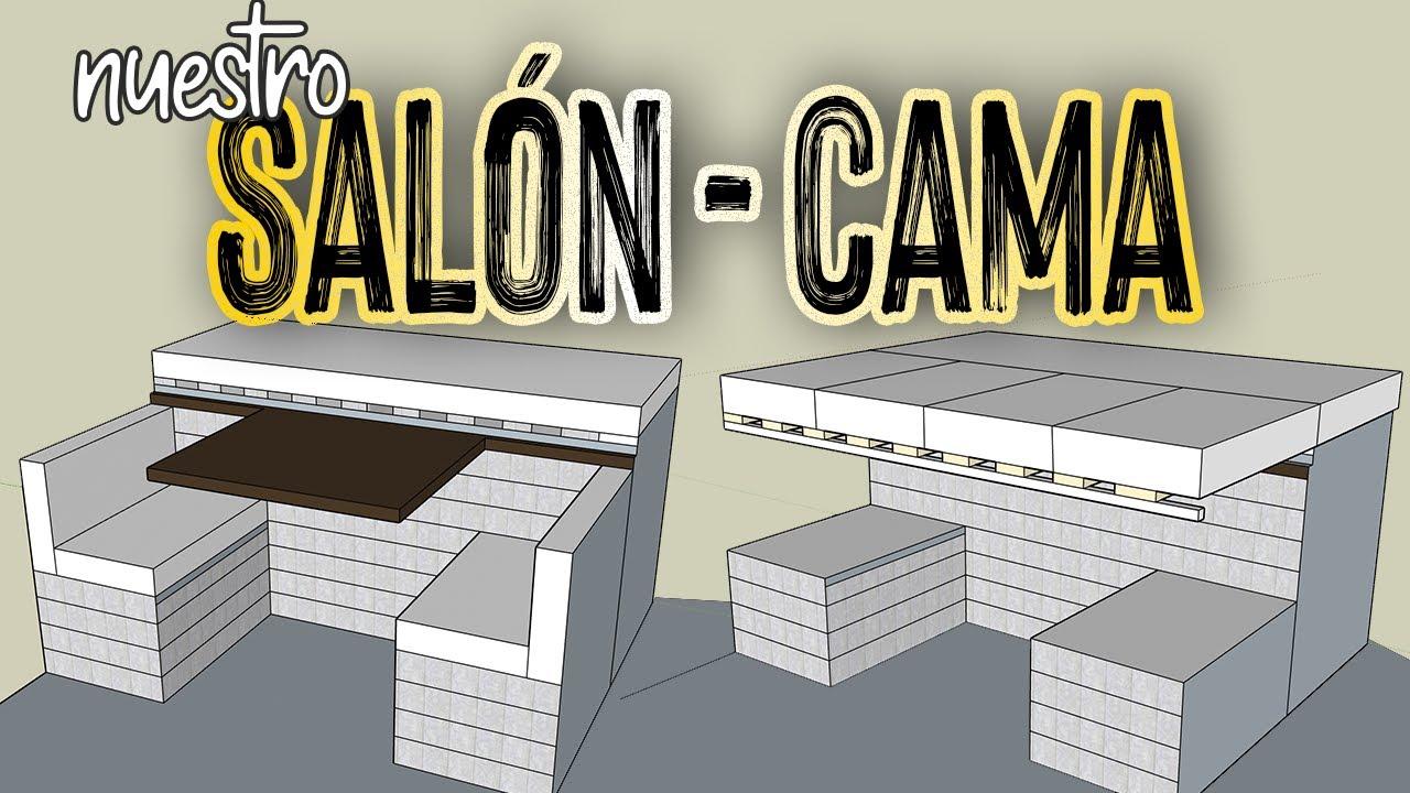 Nuestro SALON CAMA | CAMPERIZACIÓN #21 I Furgoneta MB 210D