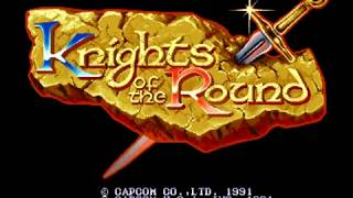 Knights of the Round (Arcade/PS2) YTF Is There No Justice?