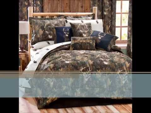 Browning Camo Deer Bedding