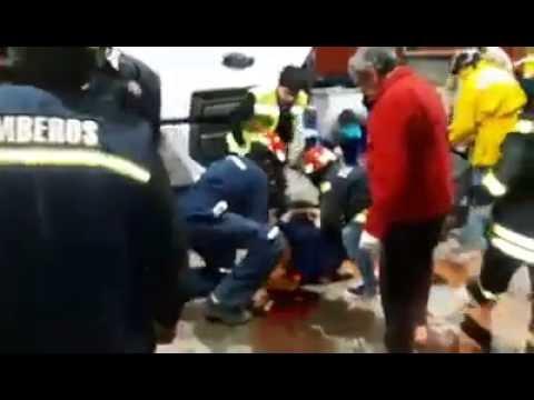 Pelea entre camioneros en Sancti Spiritu: uno de los heridos seria de Villegas