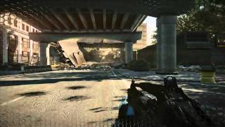 EA Crysis 2 BE STRONG VIDEO - HD