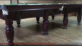 Бильярдный стол миллениум видео(, 2013-08-07T10:17:36.000Z)