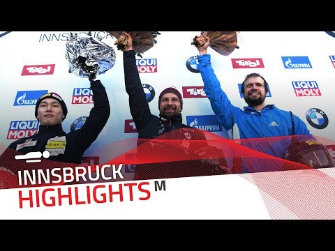 Martins Dukurs Continues His Dominance In Innsbruck | IBSF Official