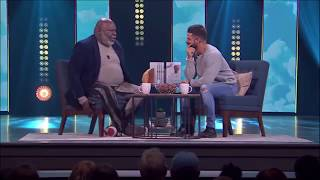 SOAR-Building Vision From The Ground Up TD Jakes Interview Part1