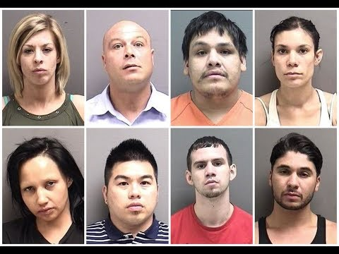 """Crimestoppers: February 2018 """"Most Wanted"""""""