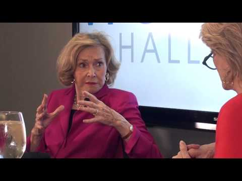 Conversations with Joan Ganz Cooney