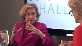 Conversations with Joan Ganz Cooney