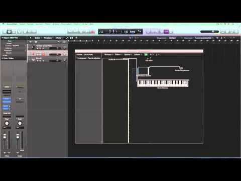 [Logic Pro X] Assigner Un Clavier Midi Par Piste