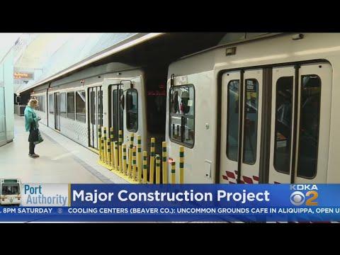Port Authority Announces Big Construction Project