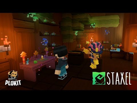 Staxel - Official Launch Trailer
