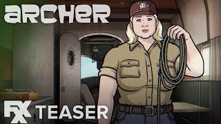 Archer | Season 9: Rum Teaser | FXX