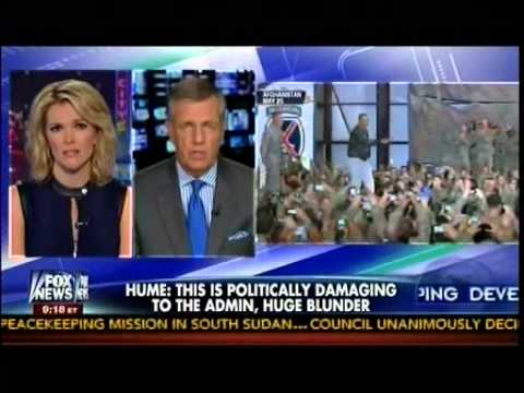 White House Investigating Itself After Outing CIA Chief In Afghanistan - Brit Hume on The Kelly File