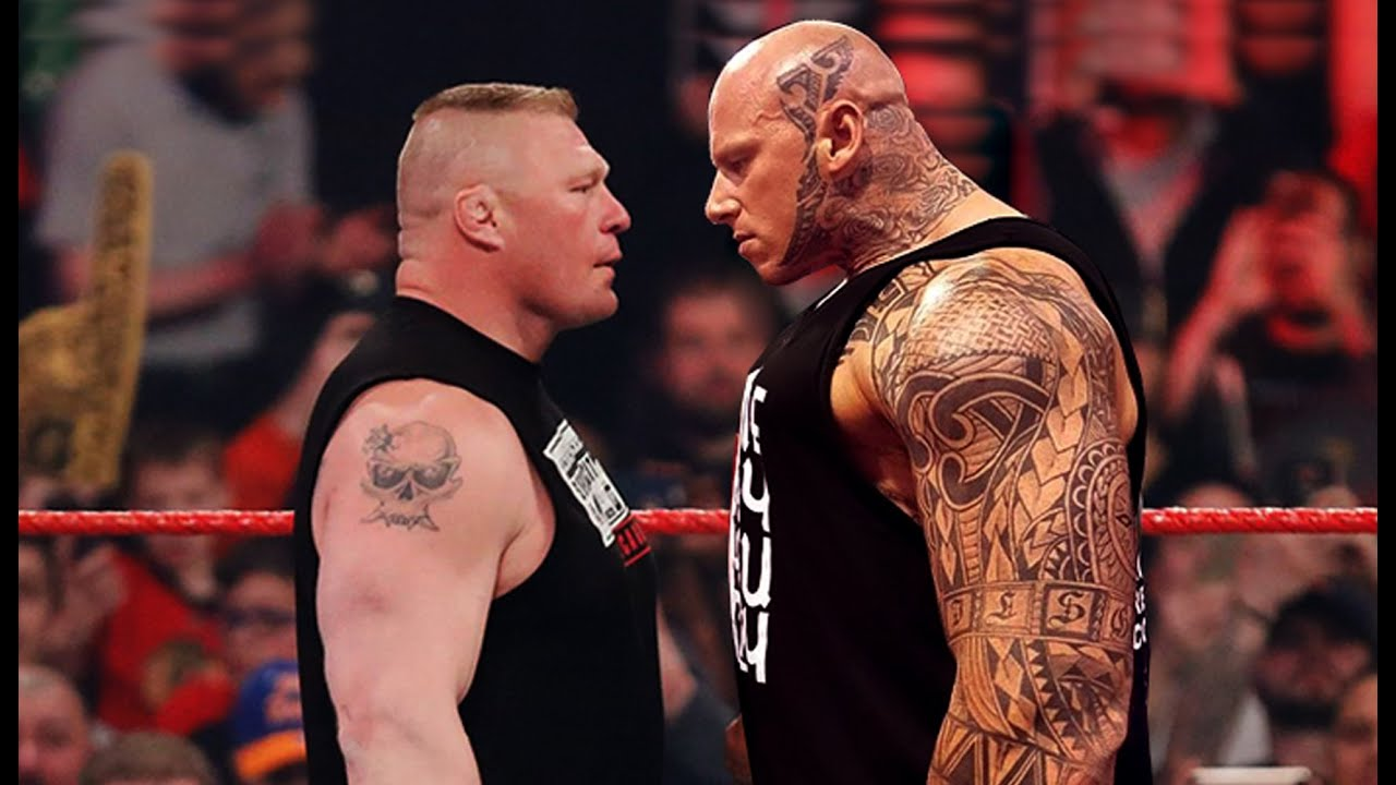 Ufc Martyn Ford Competition Brock Lesnar 26 November 2018