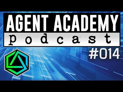 Agent Academy Podcast #14: Pokemon Go & Harry Potter: Wizards Unite invade the Agent Academy