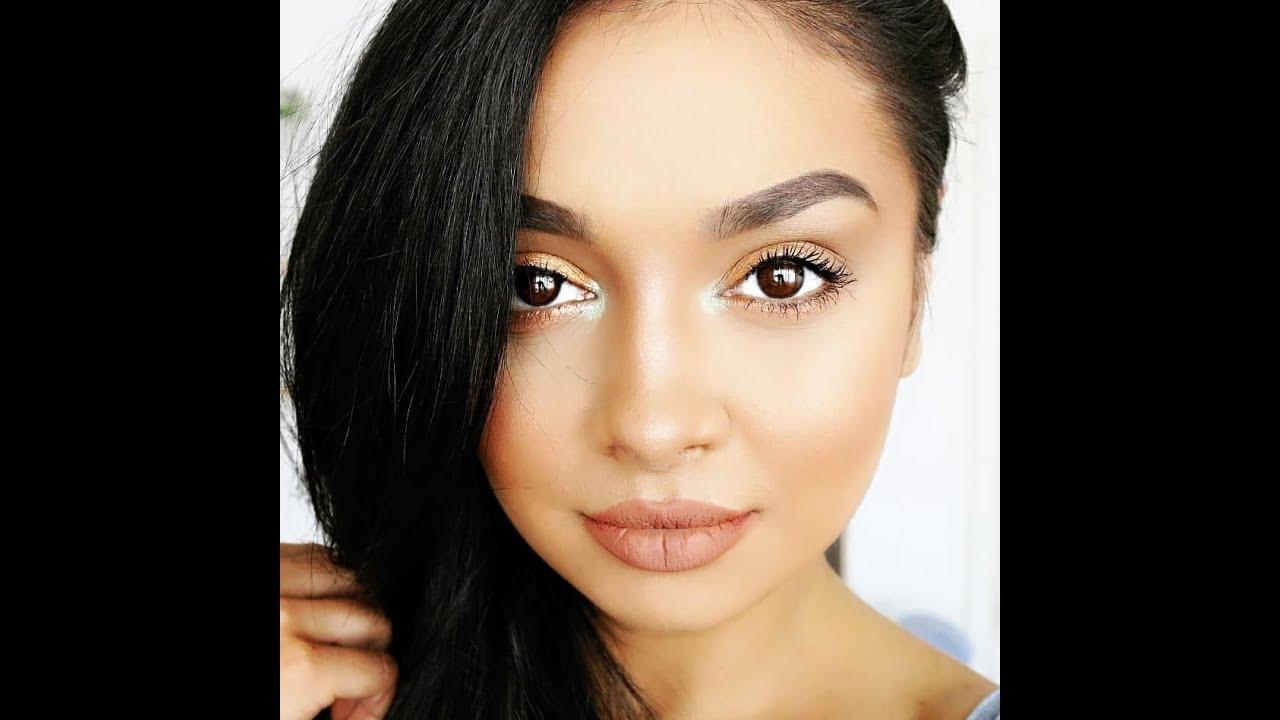 Glow Makeup tutorial