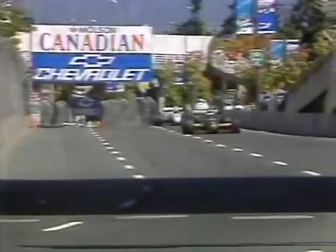 1993 Molson Indy Vancouver