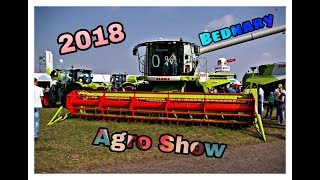 ☆Agro Show☆2018☆Bednary☆