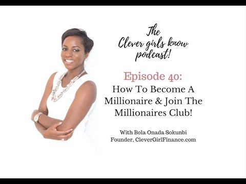 How To Become A Millionaire & Join The Millionaires Club!