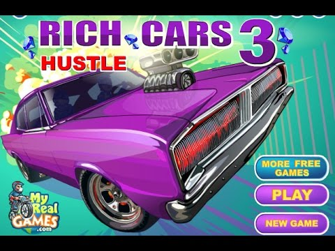 play rich cars 3 hustle spesial car level 10 18. Black Bedroom Furniture Sets. Home Design Ideas