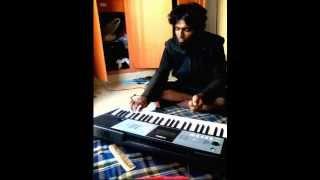 7g rainbow colony theme piano cover tutorial