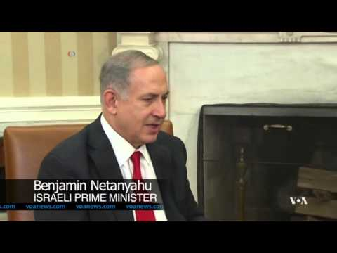 Obama Calling For Tough Decisions In Israeli-Palestinian Talks