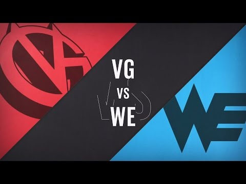 【LPL春季賽】第10週 VG vs WE #1