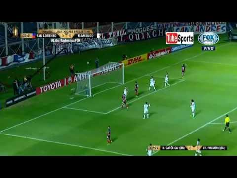 San Lorenzo 1 vs River Plate 1 COPA LIBERTADORES 1996 from YouTube · Duration:  41 minutes 39 seconds