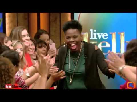 Leslie Jones Interview Ghostbusters | Live with Kelly 2016 July 12