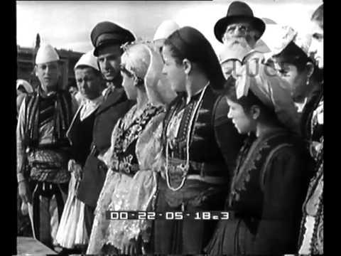 Le celebrazioni per il 25° Anniversario dell'indipendenza albanese.