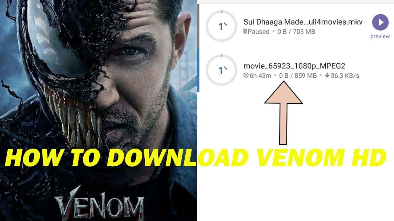 venom movie download in hindi mp4moviez