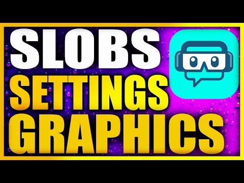 Twitch Live Streaming Tutorial With Streamlabs OBS - Settings +