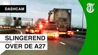 'Pak Nu Zijn Rijbewijs Af!' - Dashcam #124