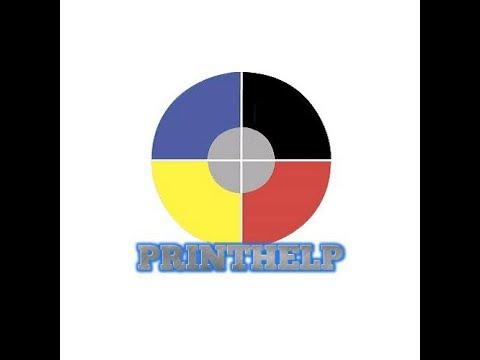 PrintHelp короткий обзор функций, сброс счетчиков отработки принтеров эпсон (epson)