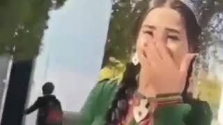 Turkmen gozel gyzlary