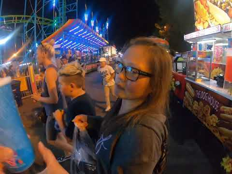 Our Nightly Stroll at California State Fair 2019