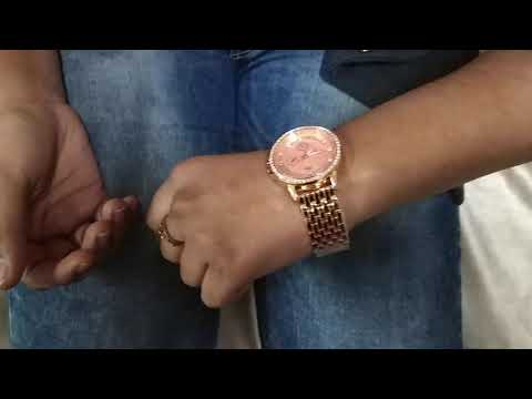 Unboxing N Review Of A Beautiful Watch From Myntra