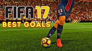 Fifa 17 ● best goals compilation ● rabona, free kick, bicycle kick