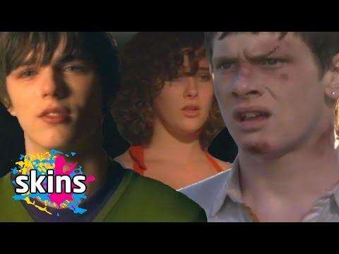 Top 10 Saddest Moments Pt 2 - Skins