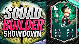 Fifa 20 SquadBuilder Showdown on ShapeShifter ATAL!! The most position changes in a game?
