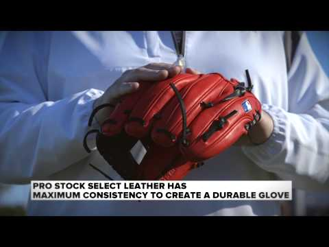 Dustin Pedroia and the new Wilson A2K DP15 GM Glove