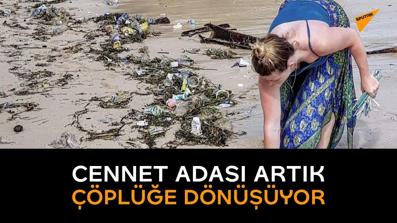 Cennet Adası artık çöplüğe dönüşüyor