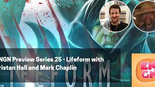 ENGN PS 25 - Lifeform with Tristan Hall and Mark Chaplin