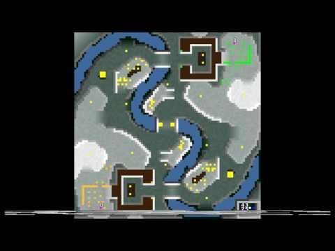 warzone 2100  wz-con tournament low-oil Round 1 Rotor34 vs subara