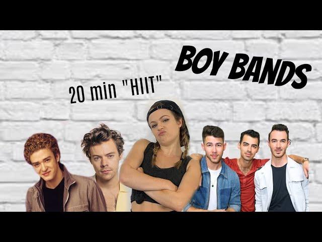 Boy Bands HH-The best dance party EVERRRRR
