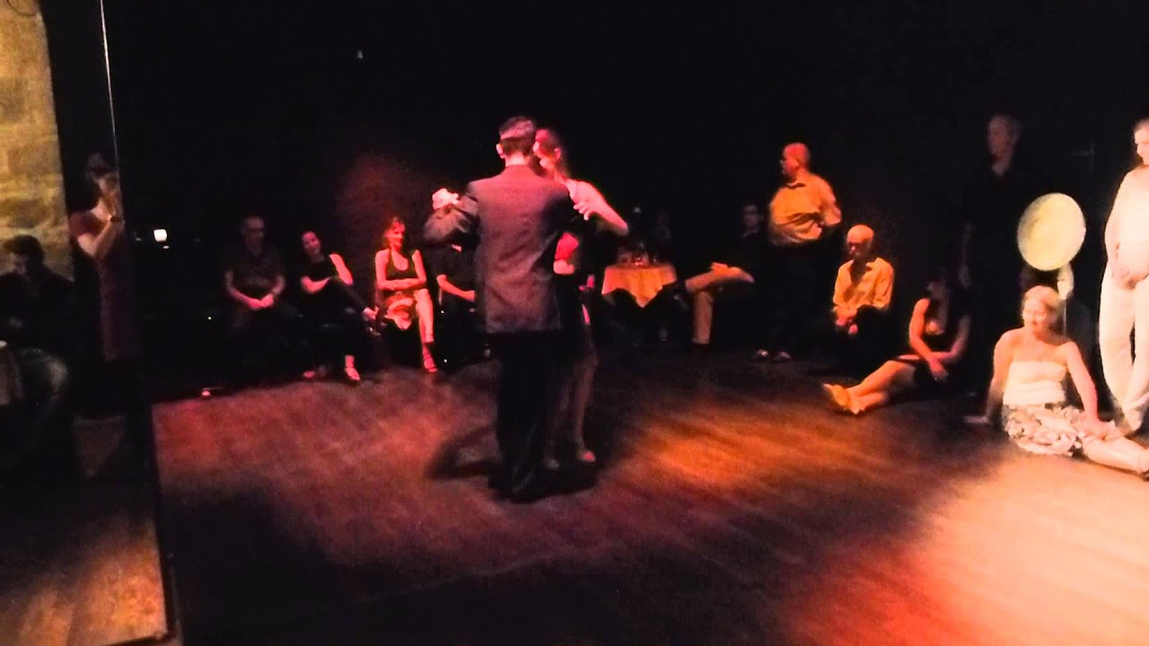Ale Lindman Rafael Herbas - Milonga im Kellertheater Winterthur ...